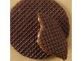 スターバックス チョコレートキャラメルワッフル