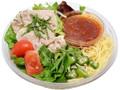 セブン-イレブン 1/2日分野菜冷たいパスタ豚しゃぶとトマト