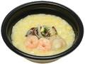 セブン-イレブン 鶏とホタテのダシが効いた中華たまご粥