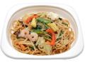 セブン-イレブン 彩り野菜の上海焼そばあっさり醤油味