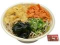 セブン-イレブン 2種揚玉のたぬき蕎麦玉ねぎ・海老