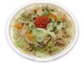 セブン-イレブン 熟成中華麺!辛味噌と炒め野菜の味噌ラーメン