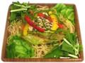 セブン-イレブン 1/2日分の野菜を食べる焼ビーフン