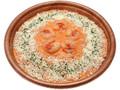 セブン-イレブン たっぷりチーズの海老トマクリームパスタ