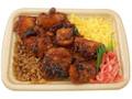 セブン-イレブン 鶏の炙り焼御飯 タレ&柚子胡椒