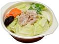 セブン-イレブン 1/2日分の野菜!ごま豆乳鍋うどん