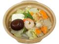 セブン-イレブン 1/2日分の野菜!寄せ鍋白醤油仕立て