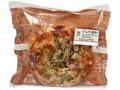 セブン-イレブン えりんぎと舞茸のもっちりピザパン