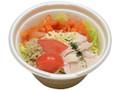 セブン-イレブン 1/2日分の野菜!蒸し鶏とトマトのスープ