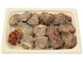 セブン-イレブン 辛味噌で食べる!炭火焼豚カシラ&ハラミ