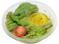 セブン-イレブン オイル&ビネガーをかけるアスパラのサラダ