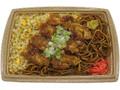 セブン-イレブン 北関東限定!炒飯&油淋鶏の焼きそば弁当