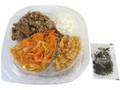 セブン-イレブン 辛ネギと辛旨つゆの冷たい肉蕎麦