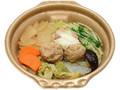セブン-イレブン 1/2日分の野菜!だし香る鶏団子鍋