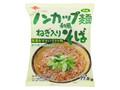 トーエー 即席ノンカップ麺 和風ねぎ入りそば 国内産小麦粉使用 袋77.8g