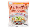 トーエー ノンカップ麺 ねぎ入りしょうゆ味 袋75.8g