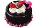 銀座コージーコーナー 苺とショコラのケーキ