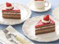 銀座コージーコーナー 苺のチョコレートケーキ