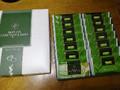 銀のぶどう 抹茶のショコラテサンド 箱14個