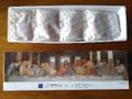 神戸風月堂 大塚国際美術館 プティーゴーフル 最後の晩餐 3枚×4