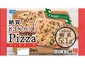 シャトレーゼ 糖質83%カットのピザ マルゲリータ 袋2枚