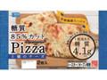 シャトレーゼ 糖質85%カットのピザ 5種のチーズ 袋2枚