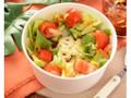 ナチュラルローソン 生野菜を掛けて食べるタコライス