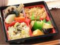 ナチュラルローソン 2種のおこわ弁当 阿波尾鶏&さつま芋