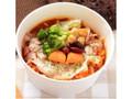 ナチュラルローソン 1/2日分の野菜が摂れるミネストローネスープパスタ