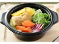 ナチュラルローソン 国産ケールの温野菜サラダ スモーク香るチーズソース