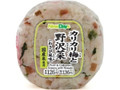 ニューデイズ カリカリ梅と野沢菜おにぎり わさび風味