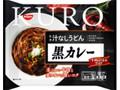 日清食品冷凍 汁なしうどん 黒カレー 袋306g