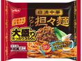 日清食品冷凍 日清中華 汁なし担々麺 大盛り 別添スパイス増量 袋351g