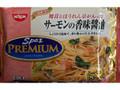 日清食品冷凍 Spa王PREMIUM 舞茸とほうれん草が入ったサーモンの香味醤油 袋270g
