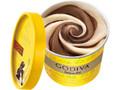 ゴディバ カップアイス タンザニアダークチョコレート バナナ カップ125ml