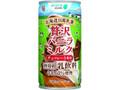 JR東日本ウォータービジネス 贅沢バニラミルク チョコレート風味 缶190g