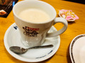 コメダ珈琲店 たっぷりミルクコーヒー