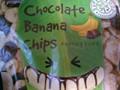 ヨコヤマコーポレーション チョコバナナチップス 135g