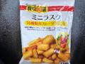 良味100選 ミニラスク 16種類のフルーツブレンド 袋60g