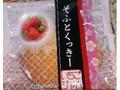 本村製菓 そふとくっきー いちごジャム 袋1個