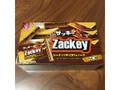 ハッピーポケット ザッキー ピーナッツチョコウエハース 箱7個