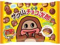 正栄デリシィ サク山チョコ次郎 ファミリーパック 袋17g×6