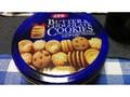ダイソー バター&チョコレートクッキー 缶130g