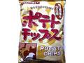 松浦食品 ポテトチップス 駿河湾深層水焼き塩味 袋145g