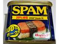 Hormel Foods スパム ポークランチョンミート レスソルト 缶340g