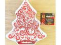 三菱食品 ウォーカー クリスマスレッド&ホワイト 225g