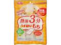 アイリス 熱湯3分うす切りもち シングルパック 袋27g×10