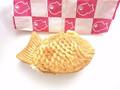 くりこ庵 芳醇カマンベールチーズクリームたい焼き