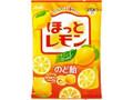 アサヒフード&ヘルスケア ほっとレモンのど飴 袋88g