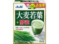 アサヒ 大麦若葉+酵素 箱3g×60